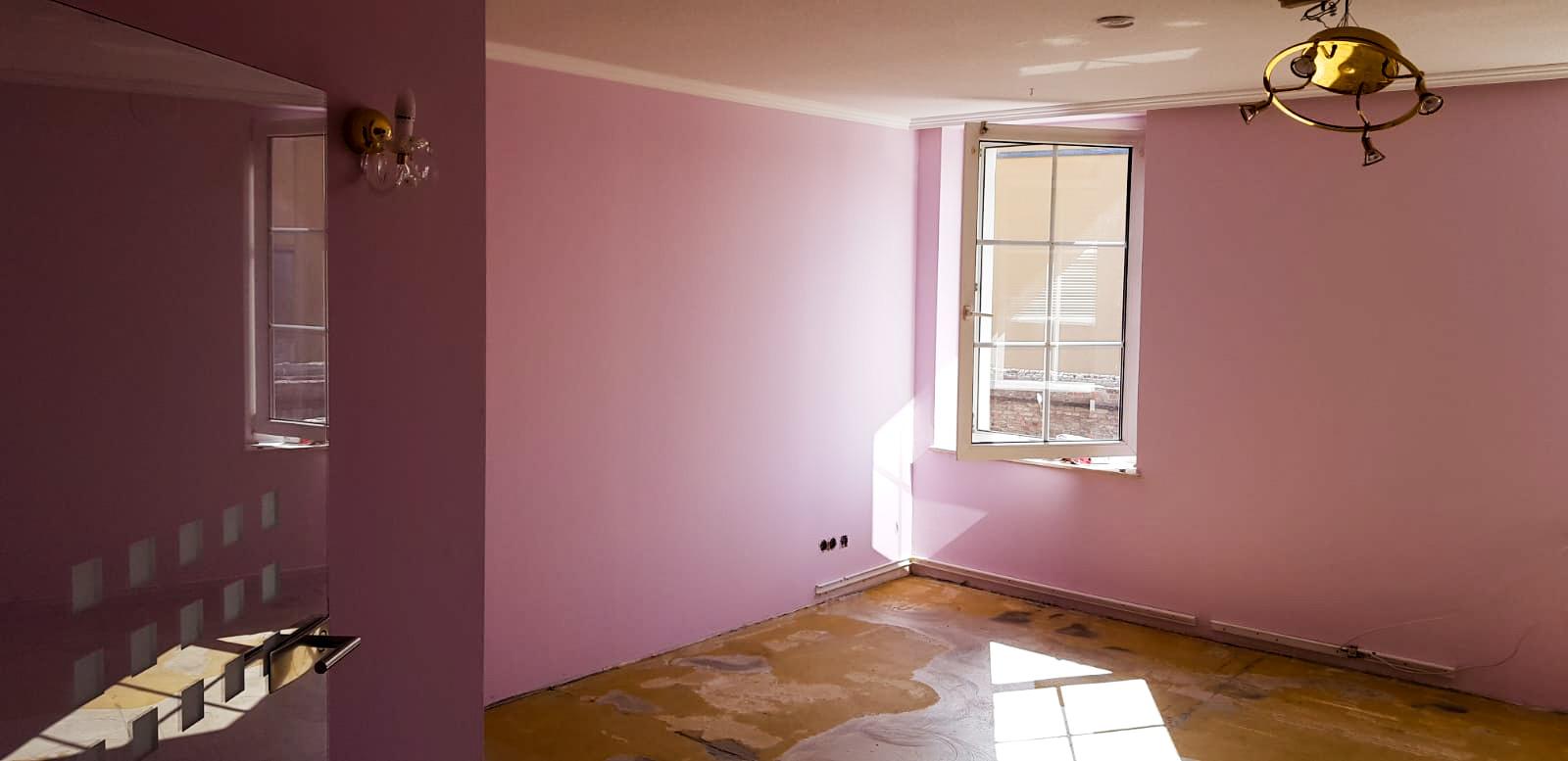 Malerarbeiten und Innenraum 2