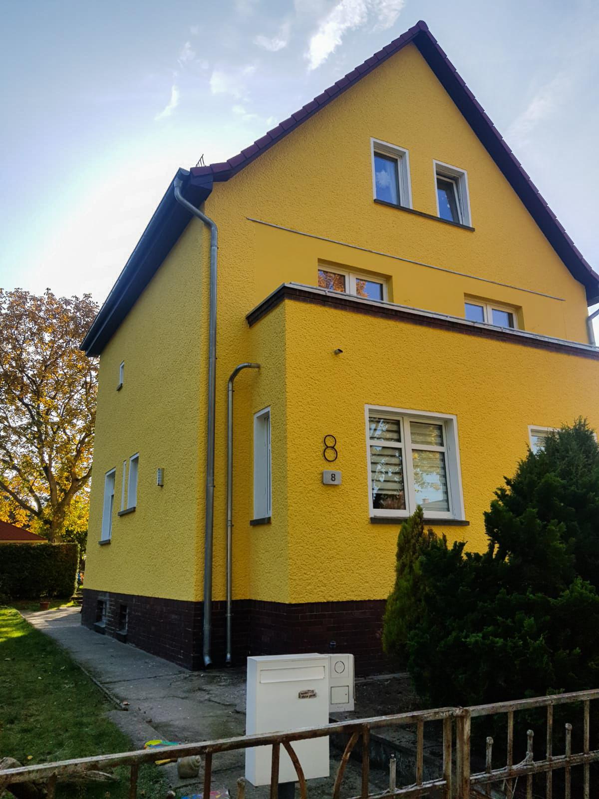 Fassadeninstandsetzung 2