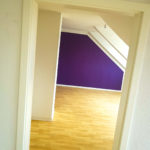 Malerarbeiten und Innenraum 1