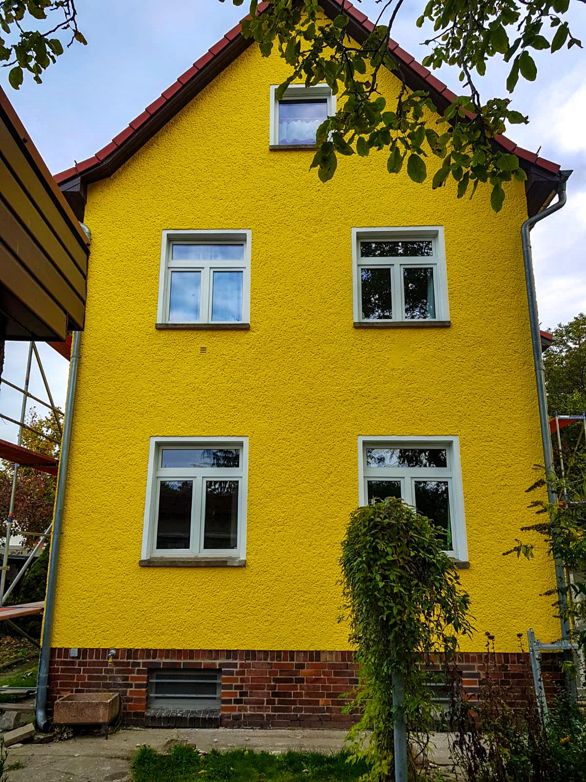 Fassadeninstandsetzung 1
